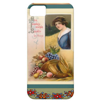 Thanksgiving bounty iPhone SE/5/5s case