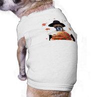 Thanksgiving Boxer Dog Dog Clothing