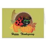 Thanksgiving Bug Card