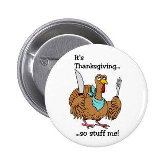 Thanksgiving button