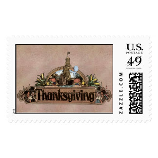 THANKSGIVING by SHARON SHARPE Stamps