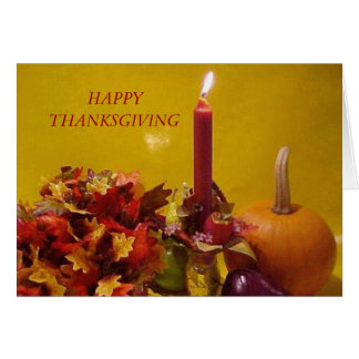 THANKSGIVING CARD BLESSINGS AND HOPE