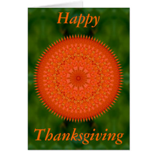 Thanksgiving Card with Cicero Quote