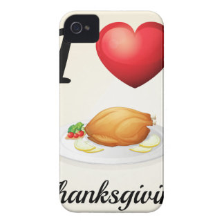 thanksgiving Case-Mate iPhone 4 case