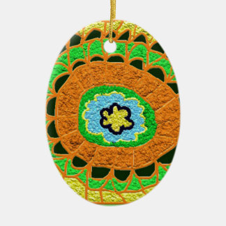 Thanksgiving Ceramic Ornament