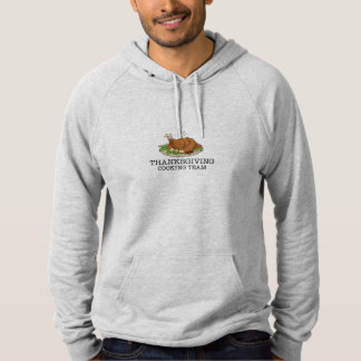Thanksgiving Cooking Team Fried Turkey Pullover