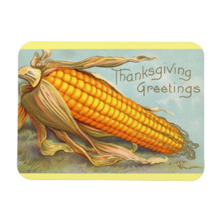 Thanksgiving corn magnet