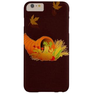 Thanksgiving Cornucopia Barely There iPhone 6 Plus Case