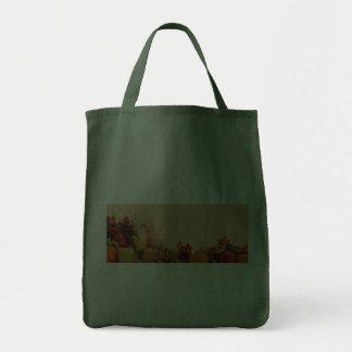 Thanksgiving/Cornucopia Canvas Bags