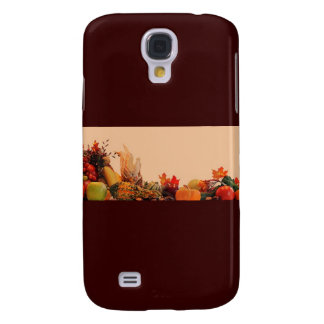 Thanksgiving/Cornucopia Samsung S4 Case