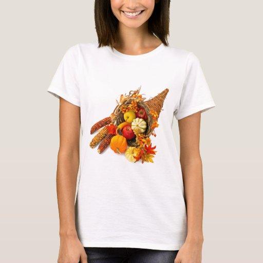 Thanksgiving Cornucopia T-Shirt