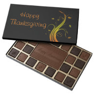 Thanksgiving day 45 piece box of chocolates