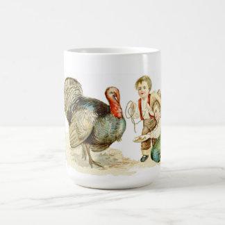 Thanksgiving Day Mug