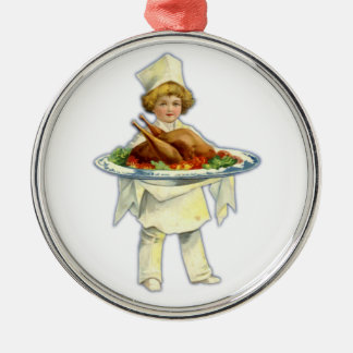 Thanksgiving Day Ornament