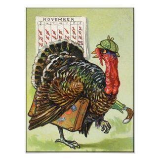 Thanksgiving Day Photo Print