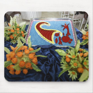 Thanksgiving Decorations Mouse Pad