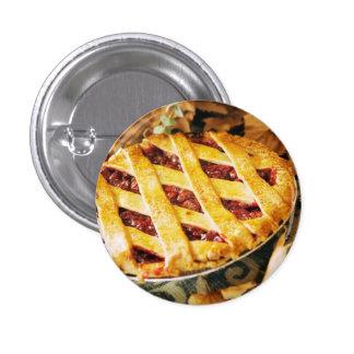 Thanksgiving Dessert 1 Inch Round Button