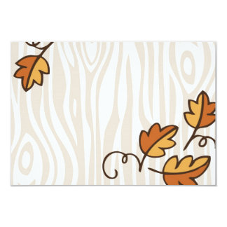 Thanksgiving Dinner Table Place Cards