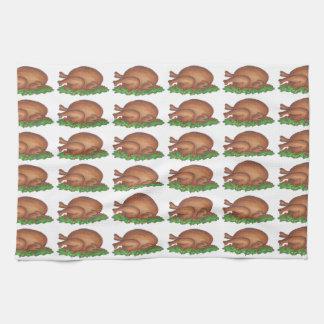 Thanksgiving Dinner Turkey Turkeys Towel