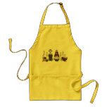 Thanksgiving Dogs Aprons