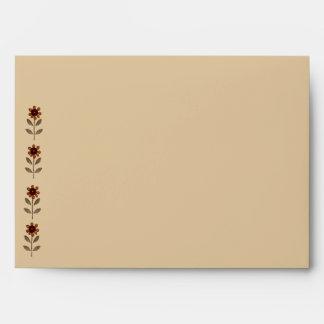 Thanksgiving Dogs Envelopes