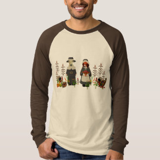 Thanksgiving Dogs T-Shirt