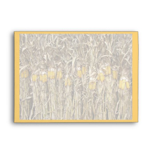 Corn Stalk Decoration Ideas: Thanksgiving Dried Corn Stalk Decorations Envelope
