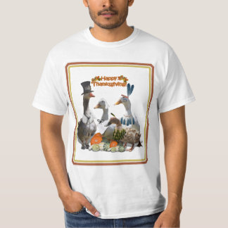 Thanksgiving Ducks T-Shirt