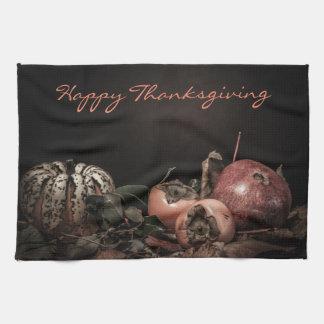 """Thanksgiving Dutch Master Kitchen Towel 16"""" x 24"""""""