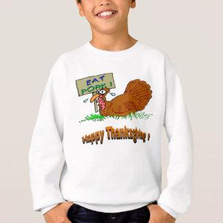 Thanksgiving Eat Pork Sweatshirt
