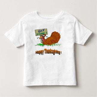Thanksgiving Eat Pork Toddler T-shirt