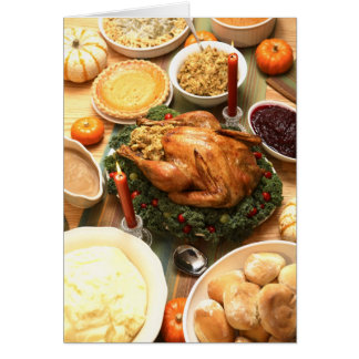 Thanksgiving Feast Cards