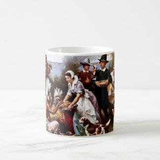 Thanksgiving Fine Art Gift Mug