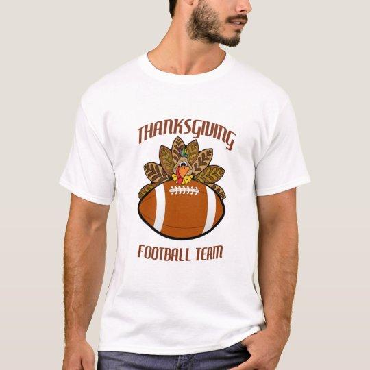 Thanksgiving football team T-Shirt