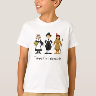 Thanksgiving Friendship Children T-Shirt