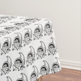 THANKSGIVING FRUIT BASKET table cloth Tablecloth