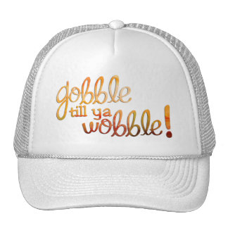 Thanksgiving Fun Trucker Hat
