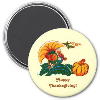 Thanksgiving Gift Refrigerator Magnet