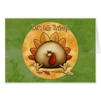 Thanksgiving - Give Thanks Card