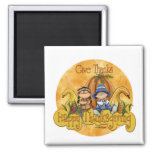 Thanksgiving - Give Thanks Magnet
