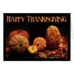 Thanksgiving Greeting Card - Custom