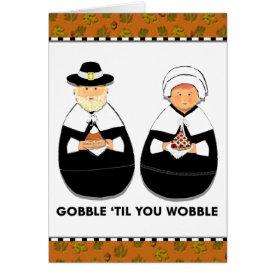 THANKSGIVING GREETING GREETING CARDS