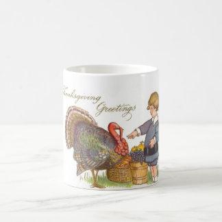 Thanksgiving Greetings Coffee Mug