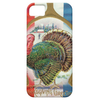 Thanksgiving Greetings iPhone SE/5/5s Case