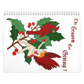 Thanksgiving, Halloween, Christmas Calendar
