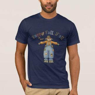 Thanksgiving Happy Fall T-Shirt