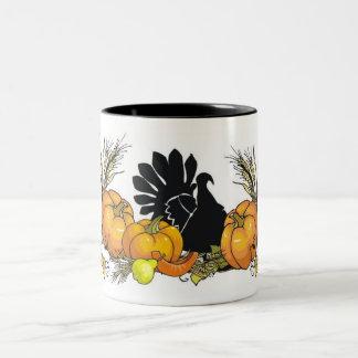 Thanksgiving Harvest Mug