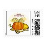 Thanksgiving Harvest Stamps