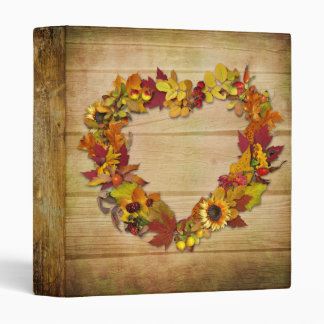 Thanksgiving Heart Binder
