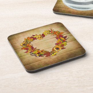 Thanksgiving Heart Coasters (set of 6)
